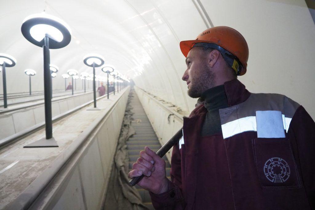 Москвичам рассказали о значении Рублево-Архангельской линии метро