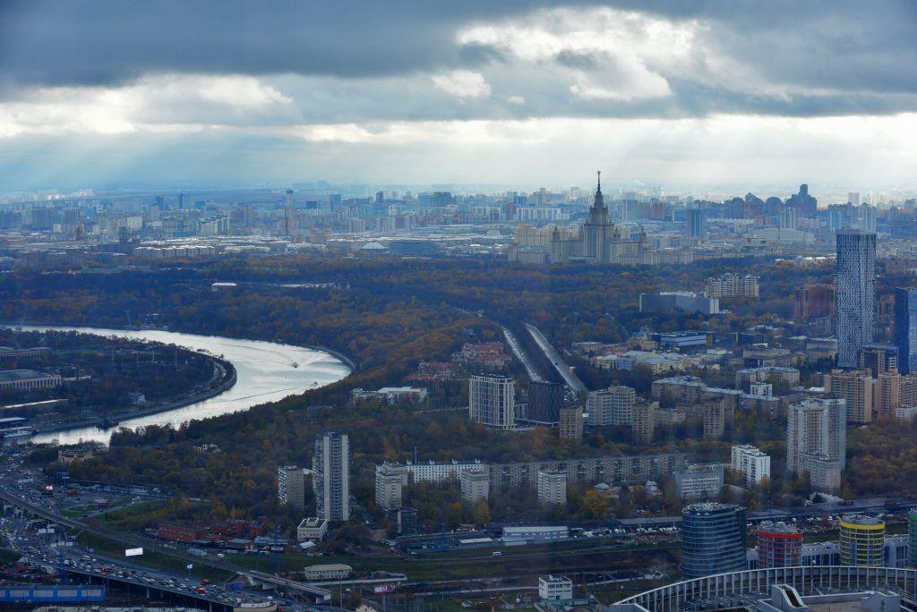 Капитальный ремонт проведут в жилом доме Пресненского района