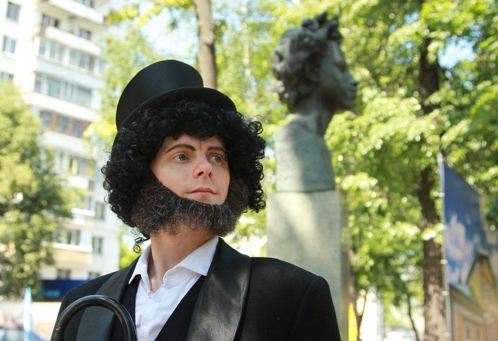 Кроссворд по шедеврам Пушкина опубликовали на портале «Узнай Москву»