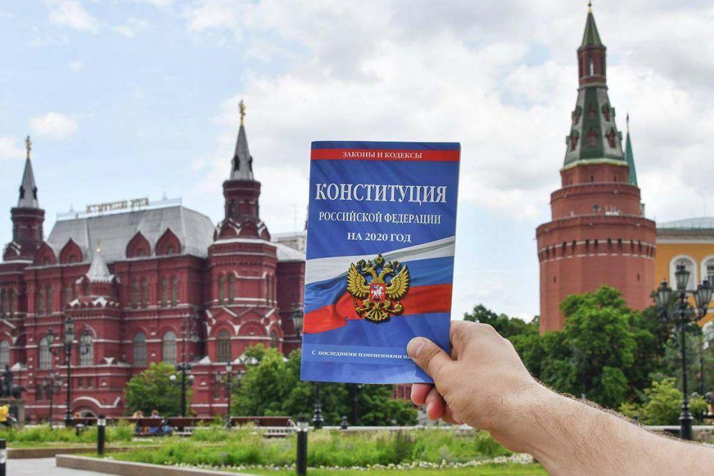 Предлагаемые поправки в Конституцию предполагают национализацию элит. Фото: сайт мэра Москвы