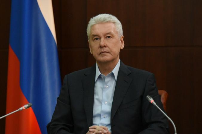 Собянин рассказал о возобновлении реставрационных работ в Москве