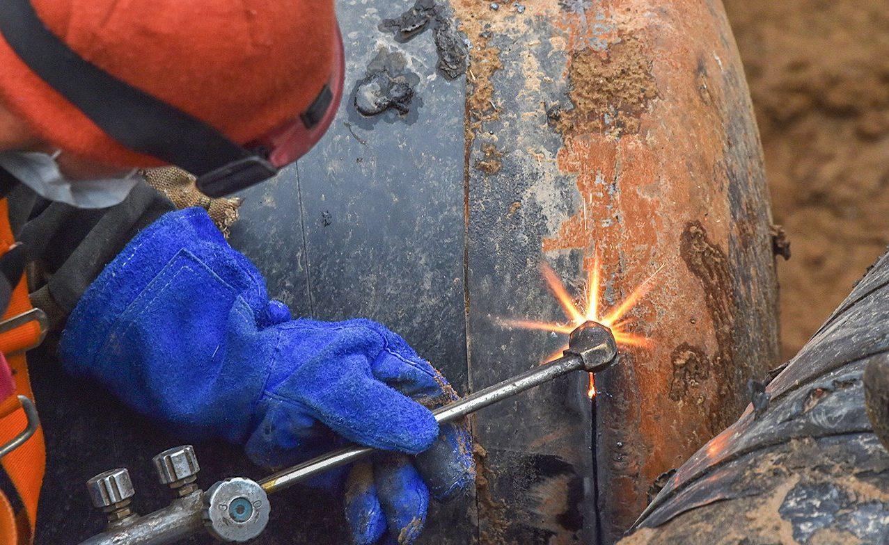 Реконструкцию двух километров газопроводов скоро завершат в Пресненском районе. Фото: сайт мэра Москвы