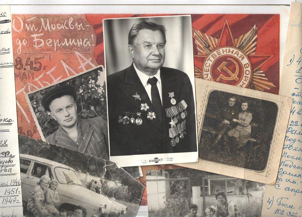 75-летия Великой Победы: прошедшим дорогами Великой войны, посвящается