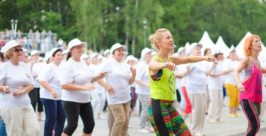 Снова на спорт: жители старшего возраста из Тверского района вернутся к тренировкам