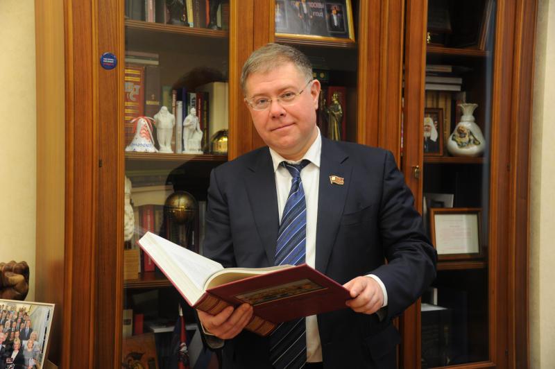 Депутат МГД Орлов: Более 40 км тоннелей московского метро будет проложено в 2020 году