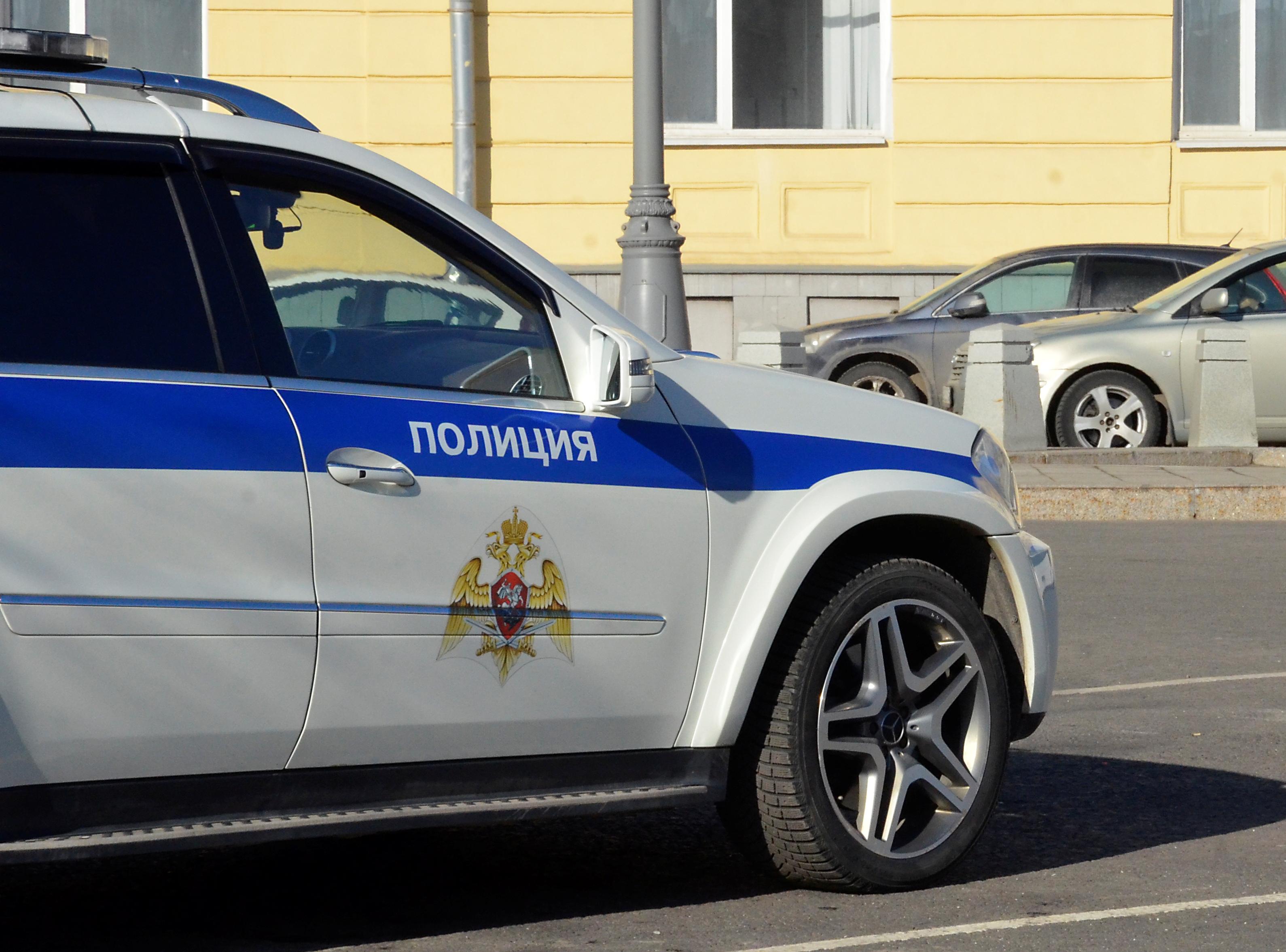 В Басманном районе Москвы задержан подозреваемый в грабеже. Фото: Анна Быкова