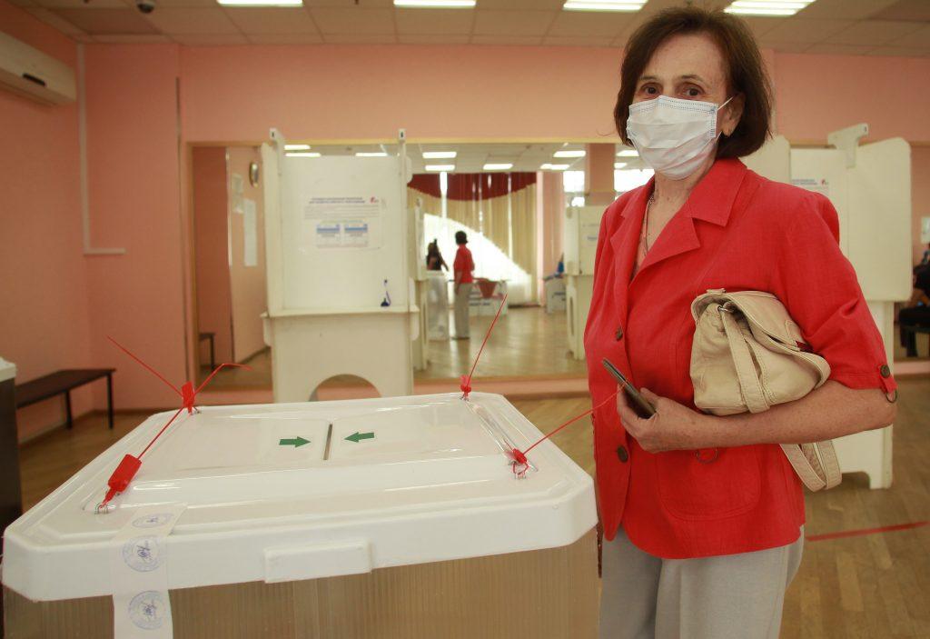МГИК: Итоговый день голосования по Конституции начался в Москве