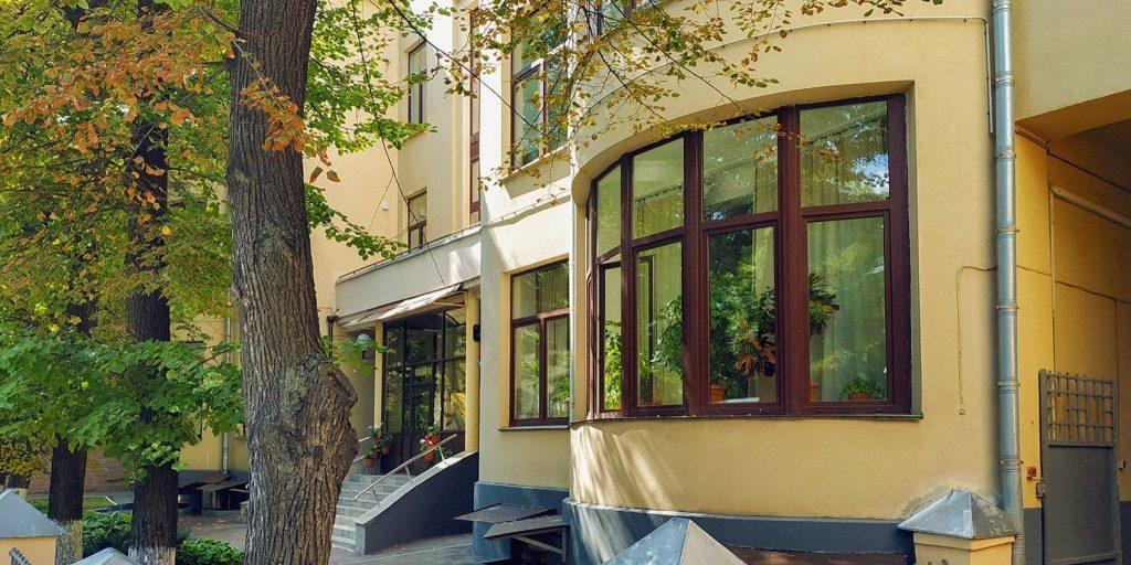 Ягодинский особняк в центре Москвы ждет реставрация