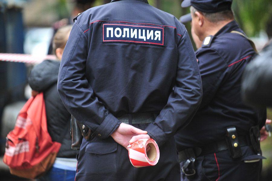 В районе Якиманка задержан подозреваемый в грабеже