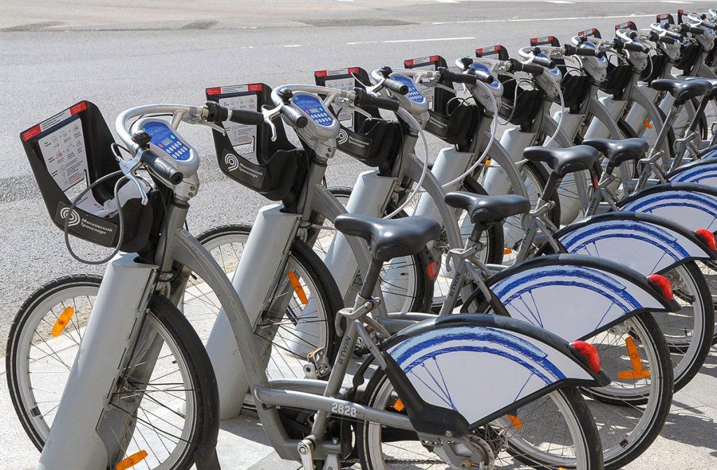 Депутат МГД Бускин: Велопрокат стал доступен во многих спальных районах столицы в 2020 году