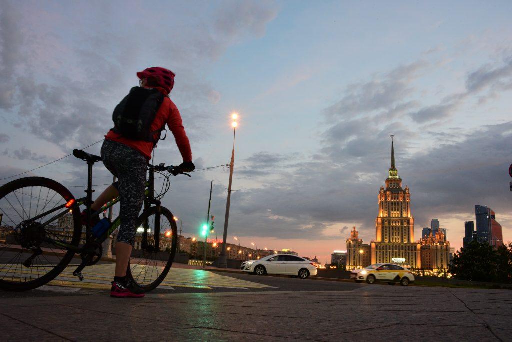 Москва получит девять тысяч светодиодных светильников до 2021 года