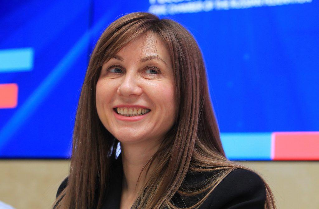 Лариса Картавцева отметила роль санитайзеров в борьбе с распространениемCOVID-19