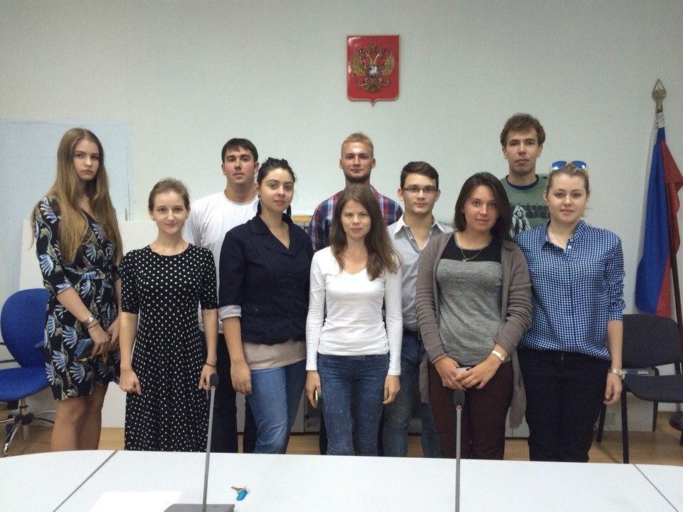 Молодежная палата Пресненского района проведет собрание