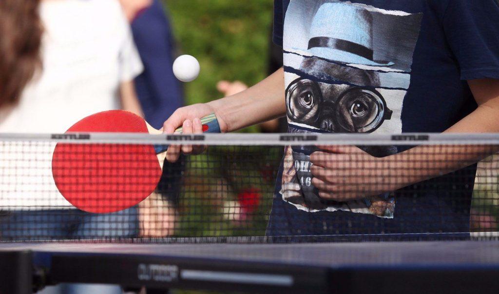 Спорт и отдых: активисты Молодежной палаты Пресненского района организуют турнир по настольному теннису