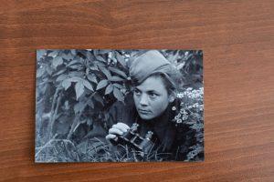 Ветеран Нина Данилкович в 1944 году служила в разведроте