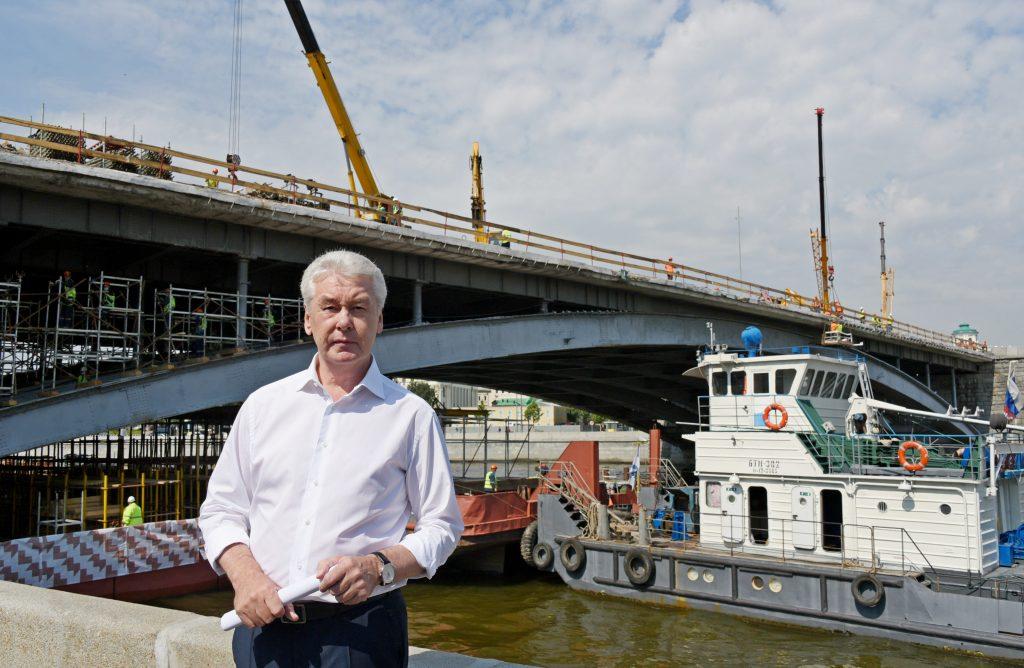 Опоры моста отремонтируют