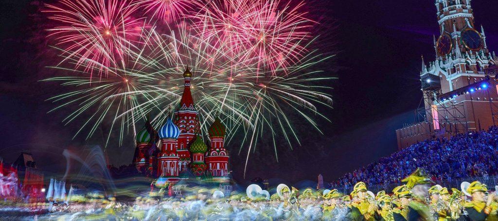 Верховая езда и оркестр: фестиваль «Спасская башня» начнется в столице 28 августа