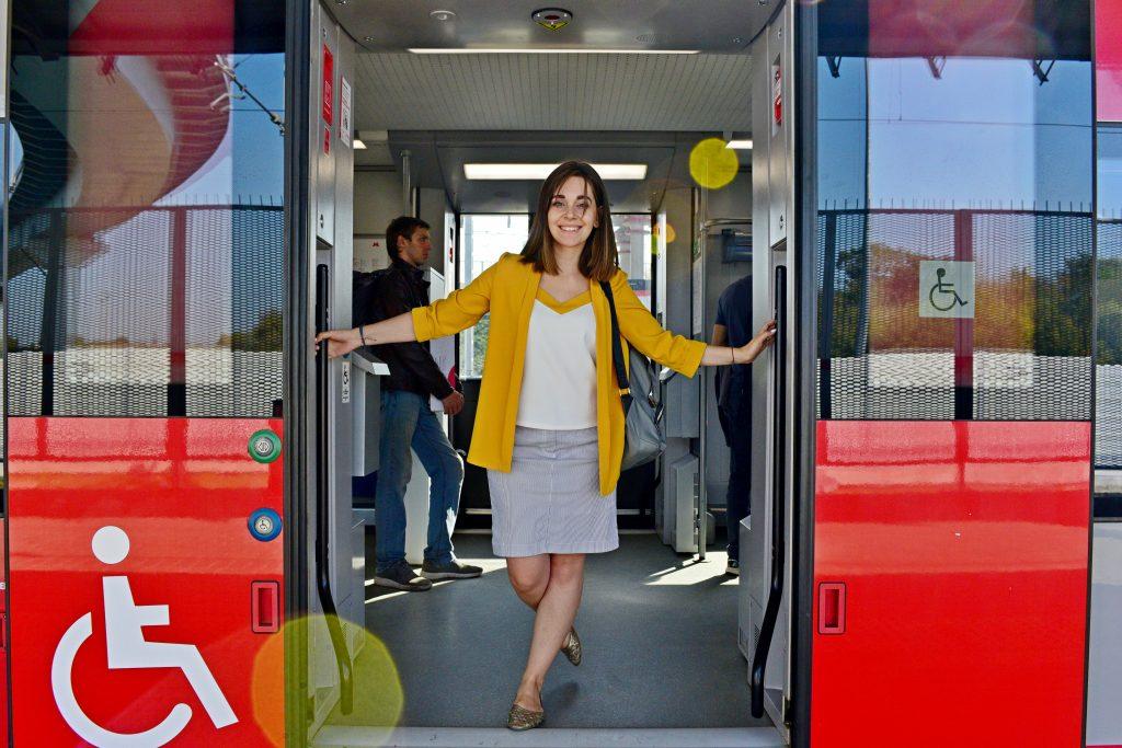 Навигацию с указанием свободных вагонов внедрят на всех станциях МЦК