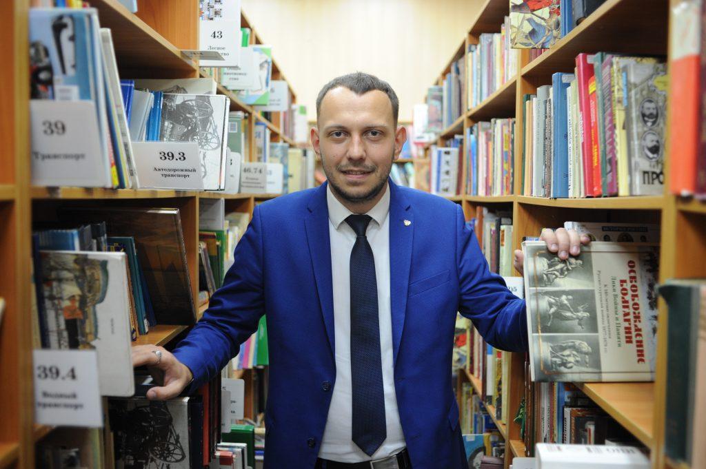 Москвичам предложили 162 тысячи списанных книг из библиотек