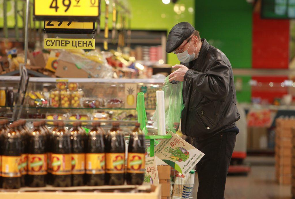 В Москве еще пять магазинов закрыты из-за нарушений масочного режима