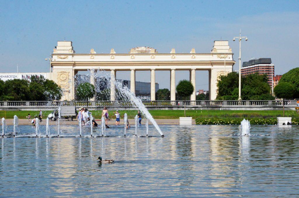 Москвичам посоветовали лучшие парки для фотосессий