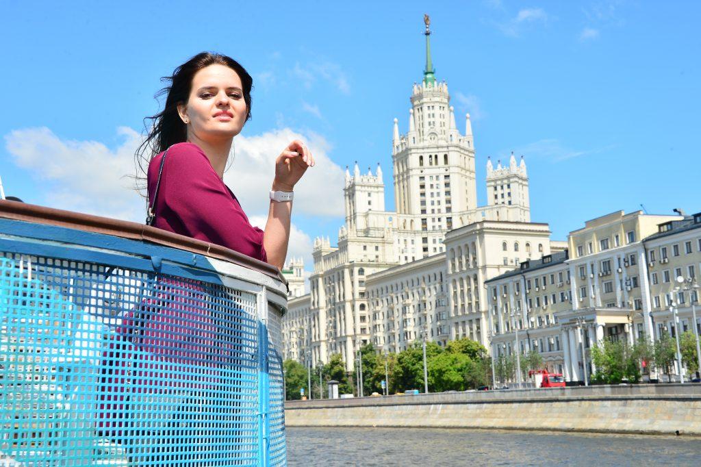 Московская температура достигнет 28 градусов во вторник
