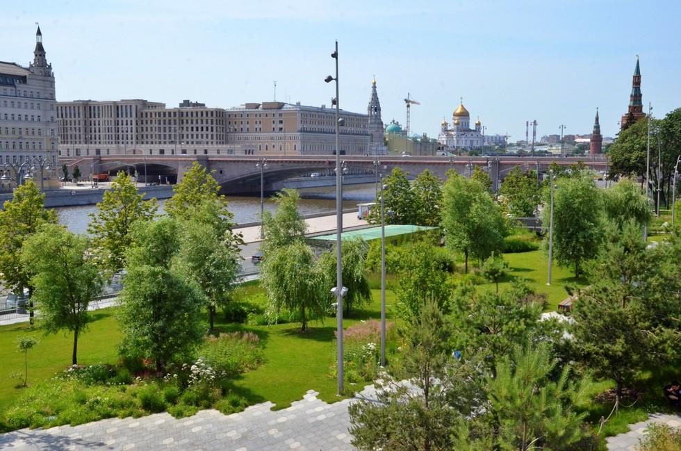 Москвичи назовут самые красивые набережные города