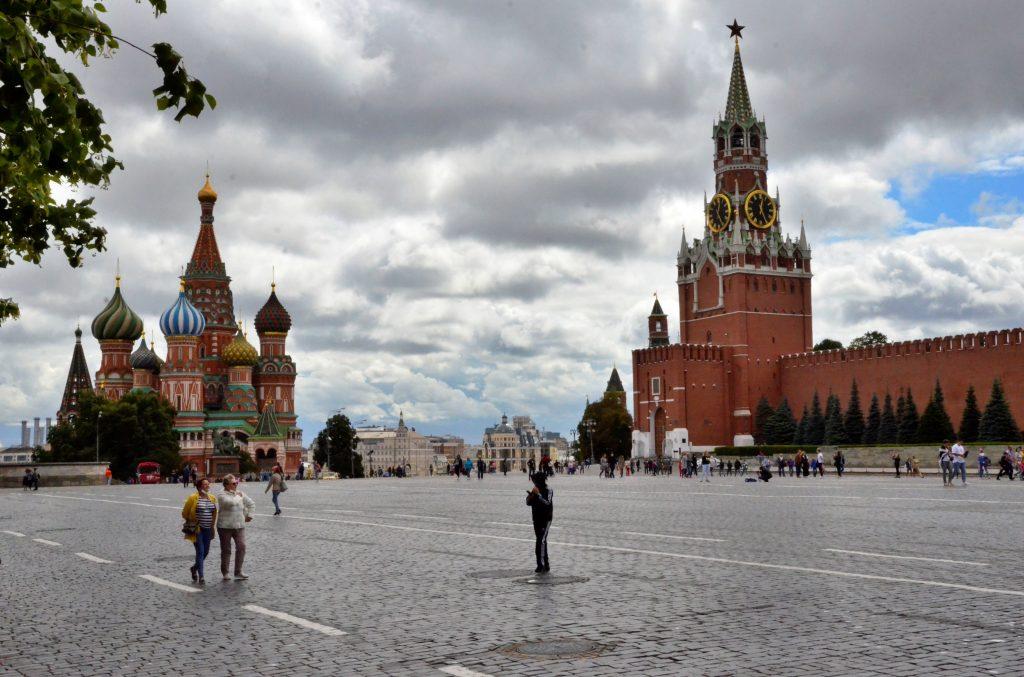 Москву ждет пасмурная и прохладная пятница