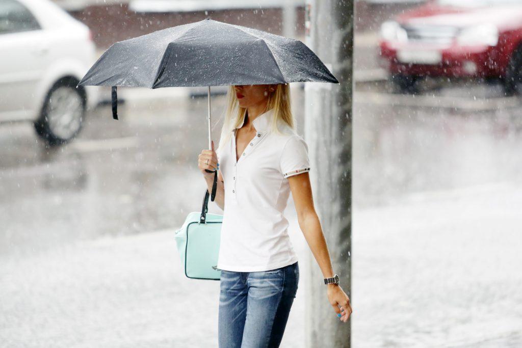 Синоптики: Дожди покинут Москву в субботу