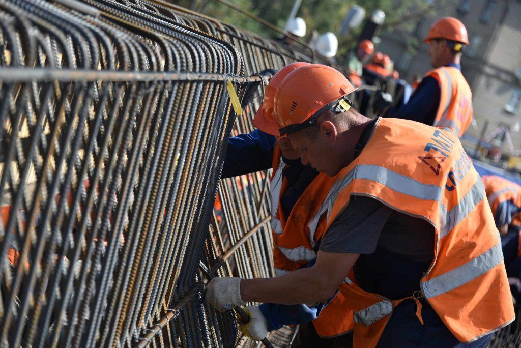 Развязка МКАД и Волоколамского шоссе «поедет» в 2020 году