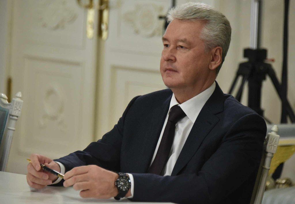 Собянин упростил процедуру подачи заявлений на жилье для детей-сирот