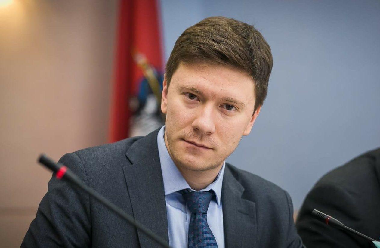 Депутат Мосгордумы Александр Козлов