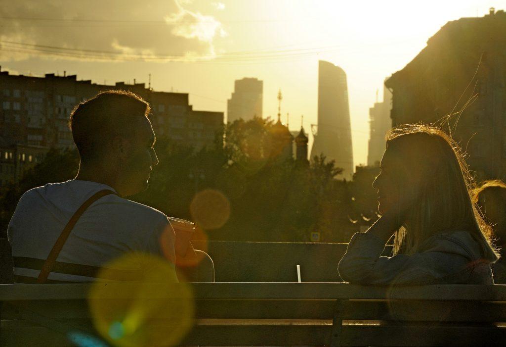 Пятница вернет москвичам солнце