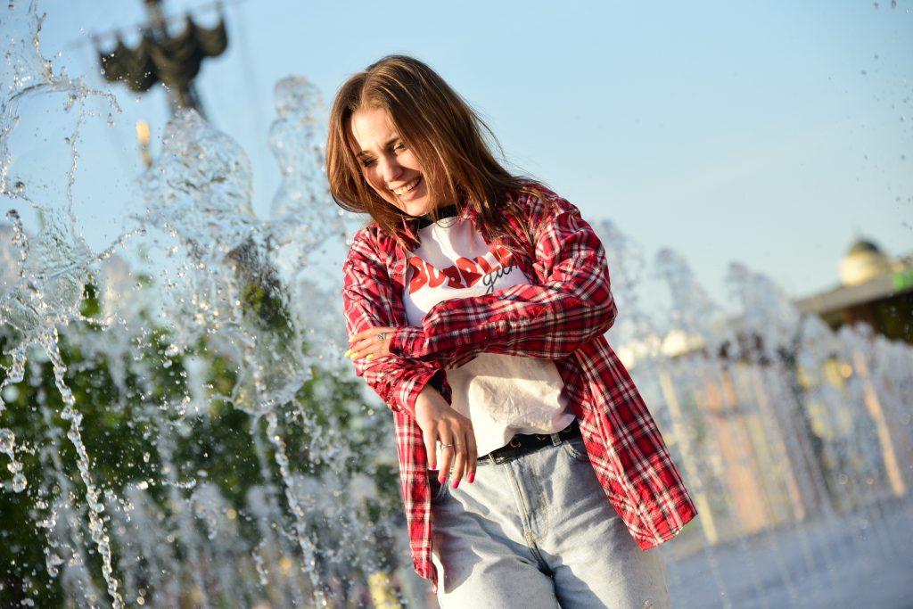 Теплая погода установится в Москве в субботу