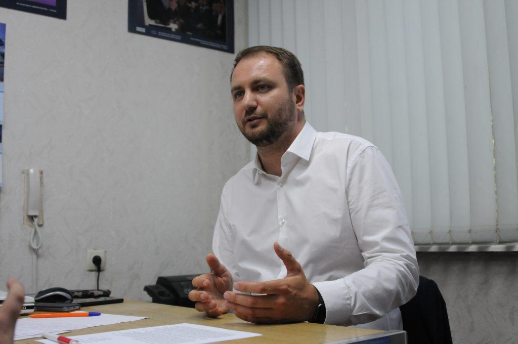 Председатель комиссии Московской городской Думы по безопасности, спорту и молодежной политике Кирилл Щитов