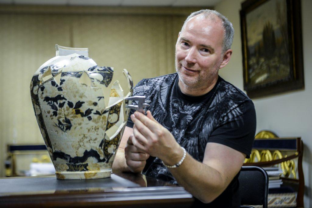 Московские археологи нашли 45 тысяч артефактов за девять лет