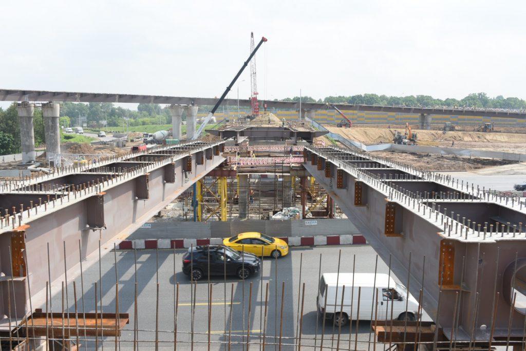 Четыре развязки МКАД начнут реконструировать в 2020 году