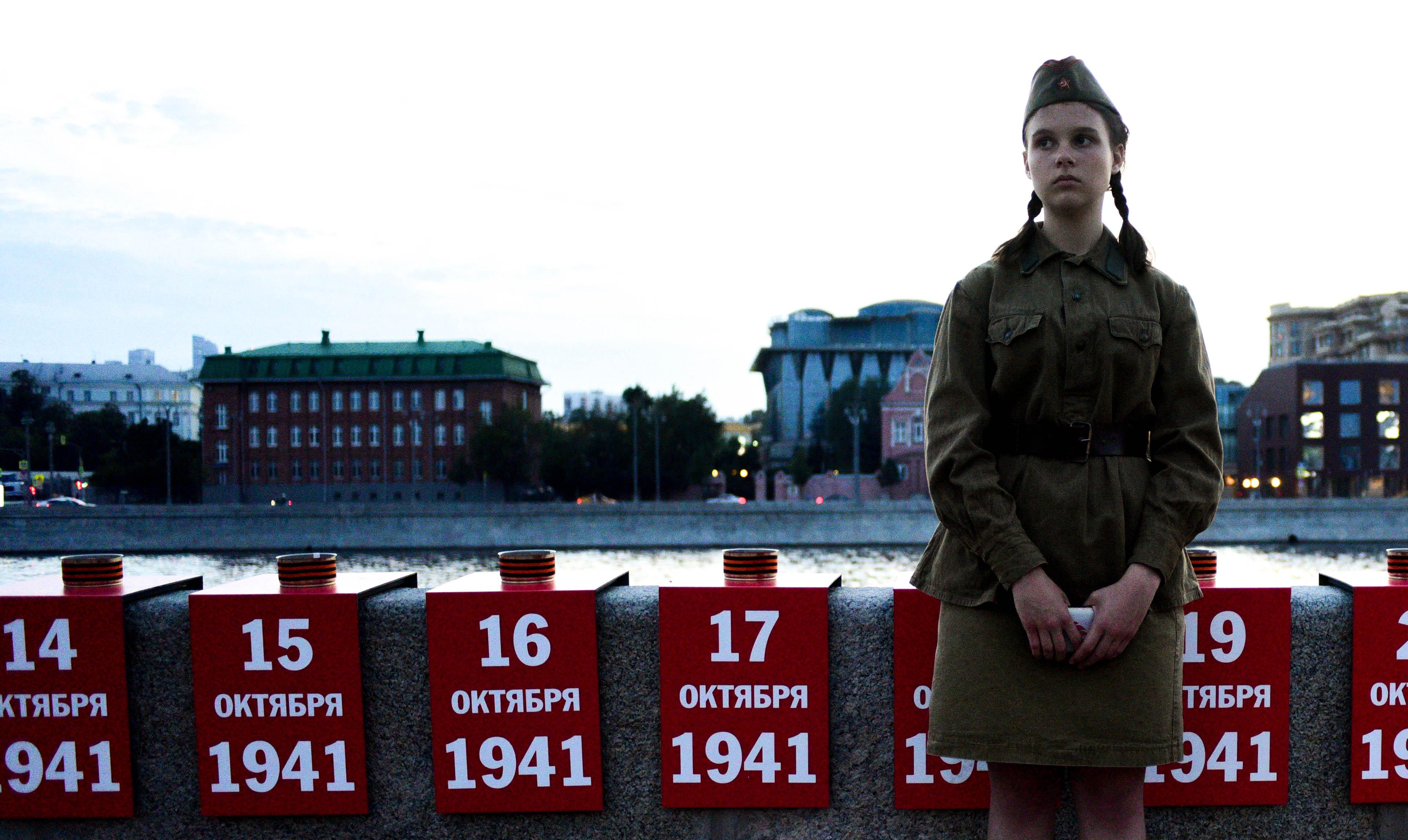 Выставка «Бесконечное письмо» пройдет в двух парках Центрального округа. Фото: Пелагия Замятина, «Вечерняя Москва»