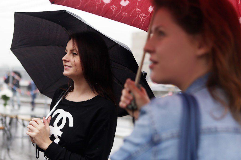 Московские выходные принесут дожди