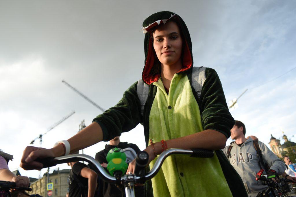 Велосипедисты Москвы посетят локации из русской классики