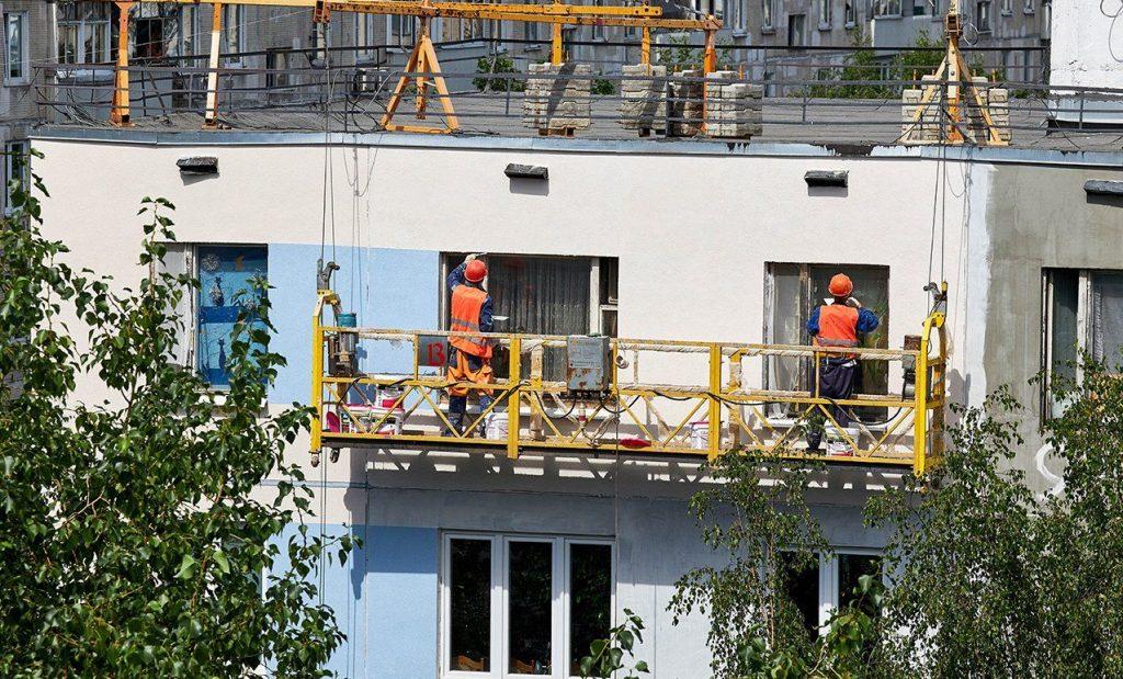 Дом 1917 года на Ольховской улице отремонтируют