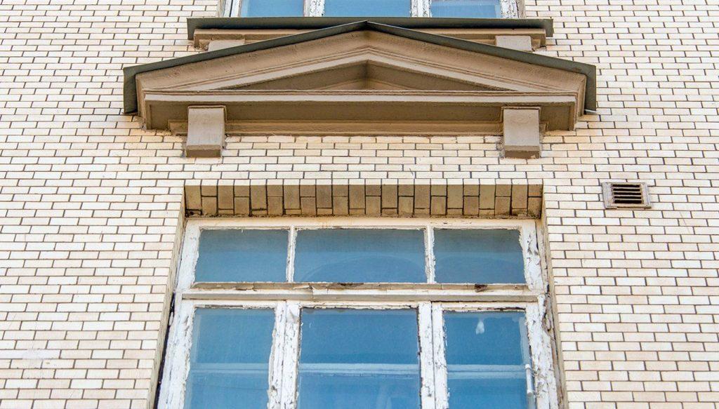 Жилой дом 1910 года постройки на улице Новослободской отремонтируют