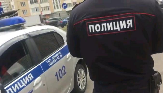 Оперативники района Якиманка задержали подозреваемого в мошенничестве
