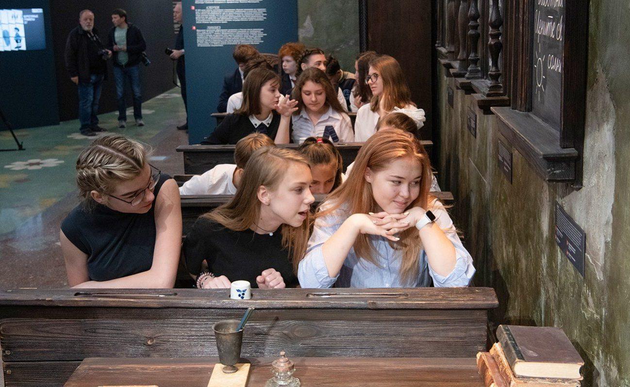 Путь к пониманию: в библиотеке-читальне имени Александра Пушкина расскажут о герменевтике. Фото: сайт мэра Москвы