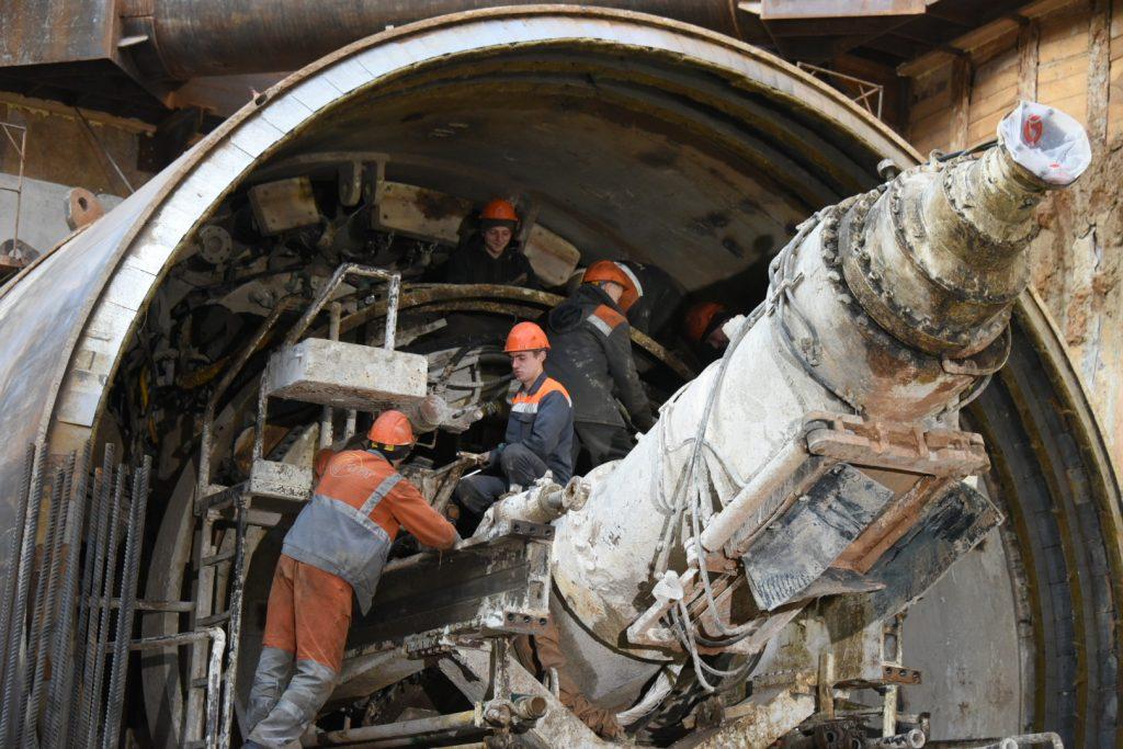 Специалисты установили 28 километров тоннелей под землей
