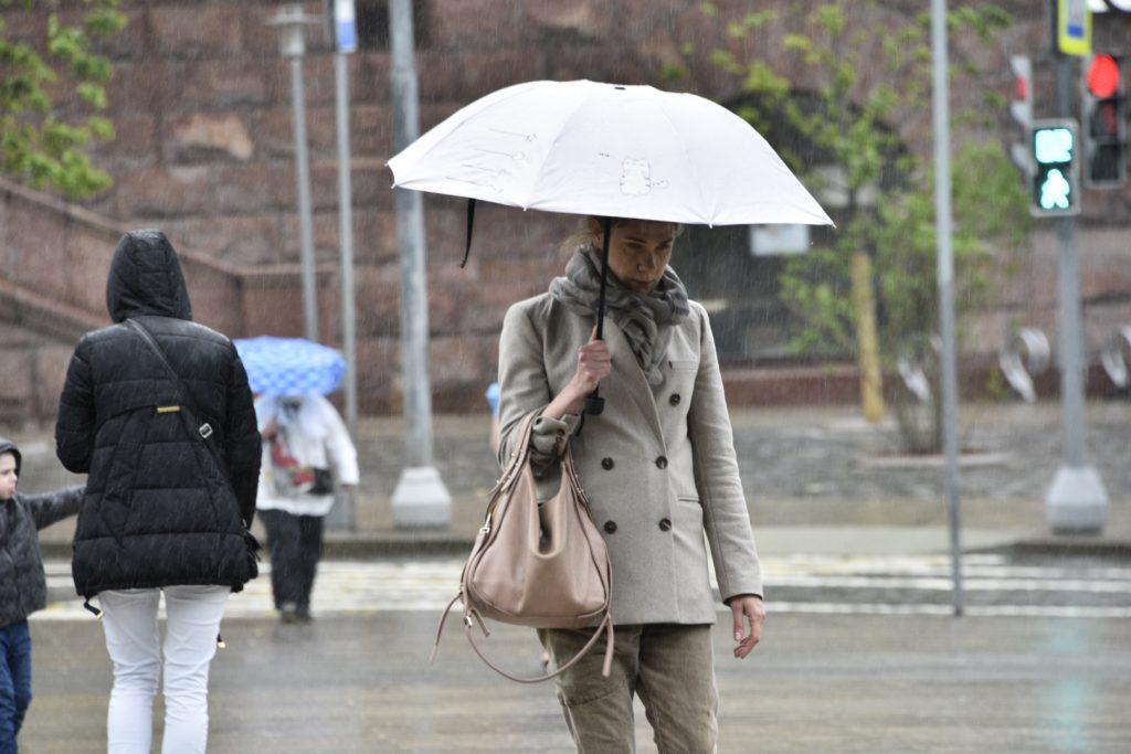 Температура в Москве рухнет перед выходными