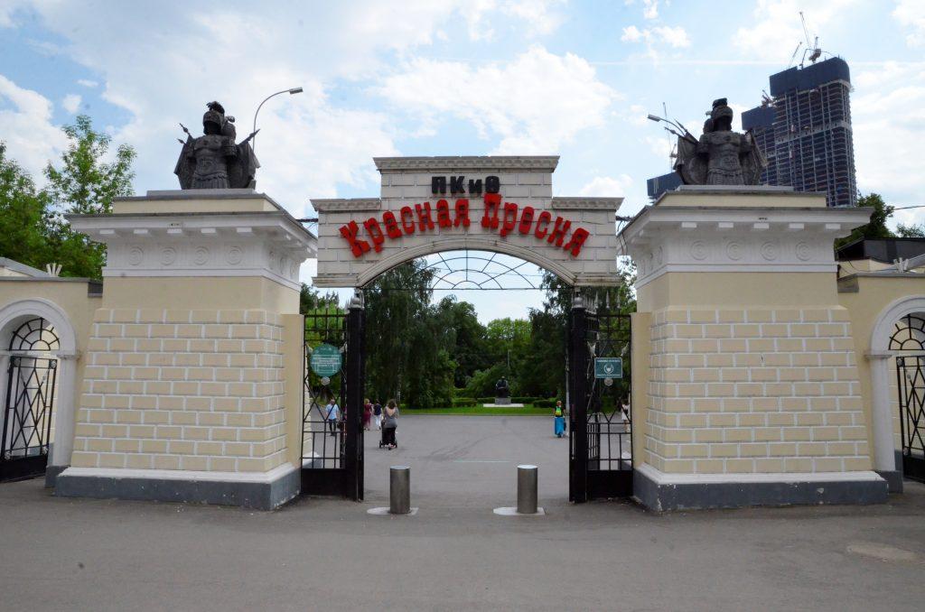 Скорость и координация движений: спортивная тренировка состоится в парке «Красная Пресня»