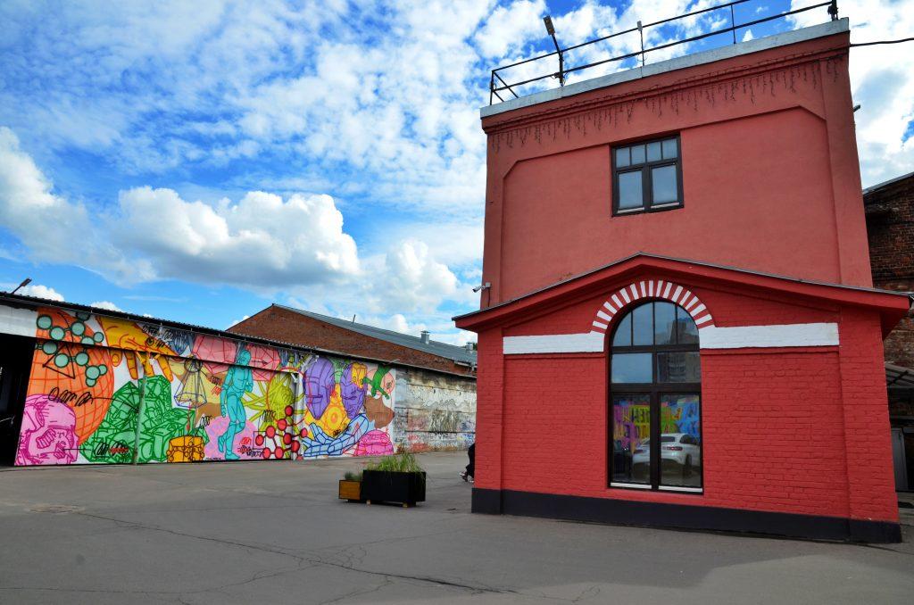 Хороший и плохой стрит-арт: о практике уличного рисования расскажут в Винзаводе