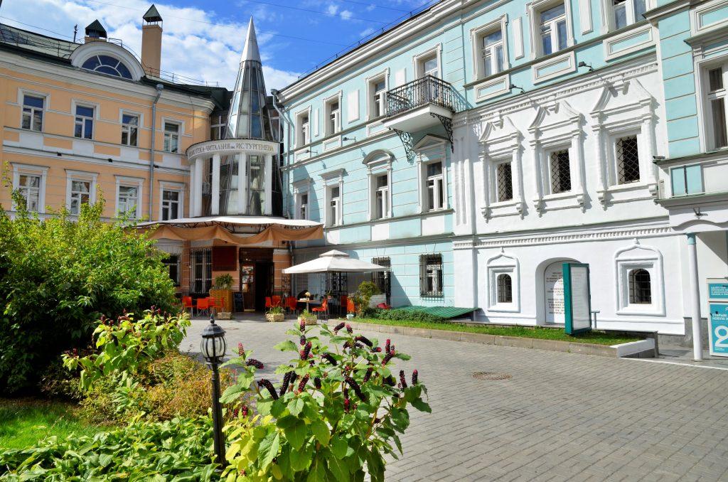 Московский архив: в библиотеке имени Ивана Тургенева откроют новую выставку