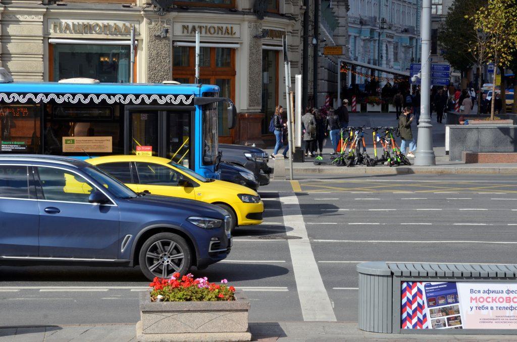 Дороги отремонтируют в Большом Тишинском и Стрельбищенском переулках